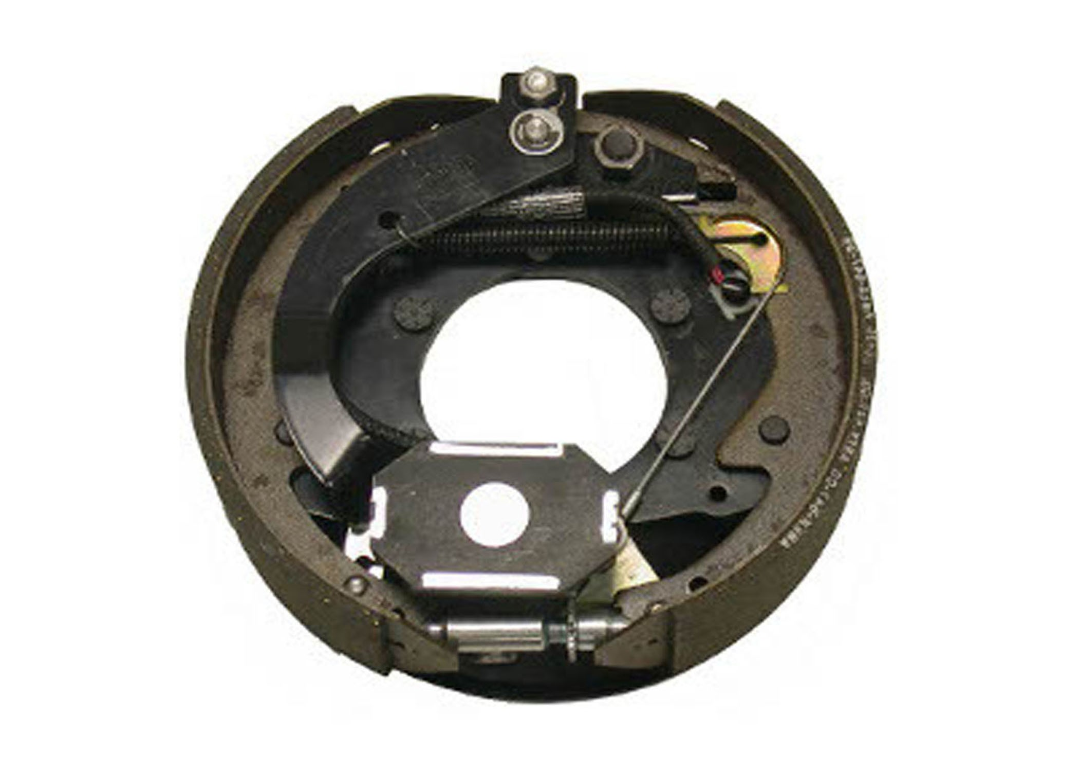 12 1  4in X 3 1  2in  Lh Brake Assy  For Al
