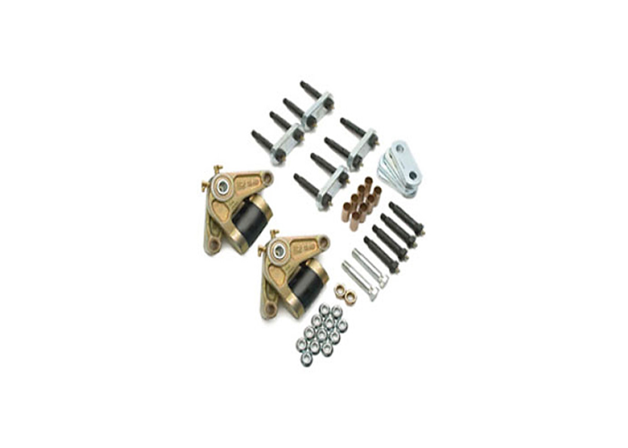 e-z flex suspension kit tandem axle